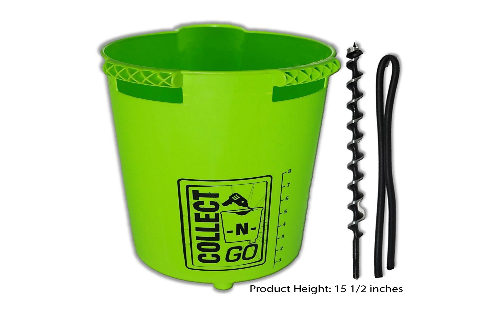 Collect-N-GO Collection Bucket